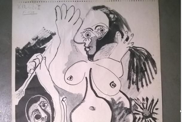 Antiquités, art, affiches, Picasso,